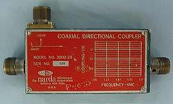 Narda 3002-20 Coaxial Directional Coupler