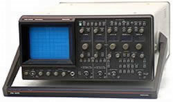 Philips PM3295 350MHz, Analog Oscilloscope