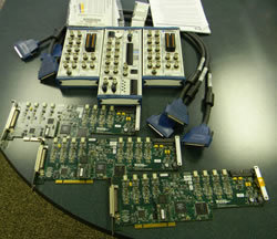 National Instruments PCI-6133 Multifunction DAQ