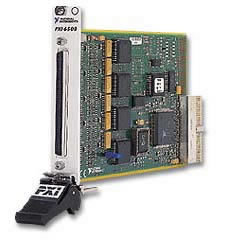 National Instruments NI PXI6508 96-Line
