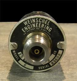 Weinschel Corp. 6 DC-26.5 GHz
