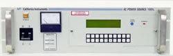 California Instruments 1501L AC Power