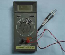 BK Precision 810A Capacitance Meter