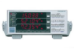 Yokogawa Electric WT210 Watt Meter
