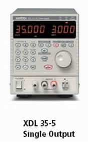 Sorensen XDL35-5 105 Watts, Programmable