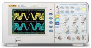 Rigol DS1052E 50 MHz, 2CH,