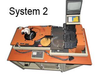 Electroglas 2080X 8 inch Wafer