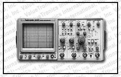 Tektronix 2465ADM 350 MHz, Analog