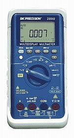 BK Precision 2890 Multimeter in