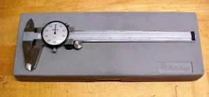Mitutoyo 505-637 Dial Calipers-6 inch