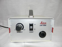 LEICA LUX 1000 Fiber Optic