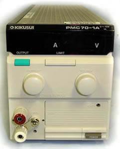 Kikusui PMC70-1A 70 V, 1