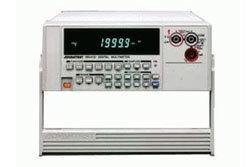 Advantest R6441A Digital Multimeter in