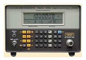 Aeroflex/IFR/Marconi 2022A Signal Generator 10kHz-1GHz