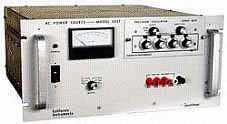 California Instruments 503T AC Power