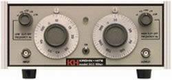 Krohn-Hite 3103-4 Variable Bandpass Filter