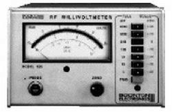 Boonton 92C RF Millivoltmeter in
