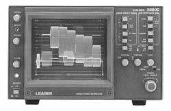Leader 5860C NTSC Waveform Monitor