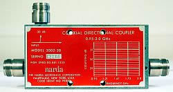 Narda 3002-30 Directional Coupler in