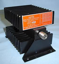 Narda 769-6 6 GHz, Type