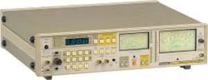 Panasonic VP7721A Audio Analyzer in