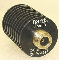 Narda 766-10 10 dB, Coaxial