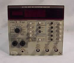 Tektronix AA501A Distortion Analyzer in