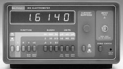Keithley 614 Digital Electrometer in