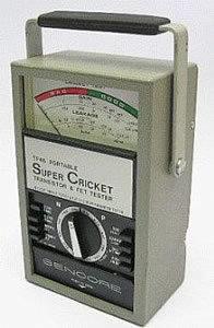 Sencore TF46 Transistor Tester in