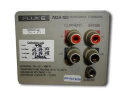 Fluke 742A-100 100 Ohms Resistance