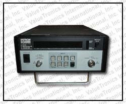 Systron Donner 6520 Microwave Frequency
