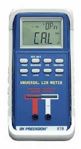 BK Precision 878 Universal LCR