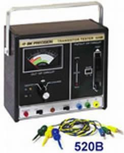 bk precision meter 520b in elgin, il, usaBk Precision 889b Synthesized Incircuit Lcr Esr Meter With Component #20
