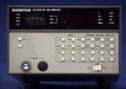 Boonton 9200B RF Voltmeter in