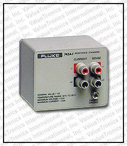 Fluke 742A-1 Resistance Standard in