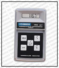 Omega 450ATT High Accuracy Handheld