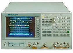 Keysight Agilent HP 4396B RF