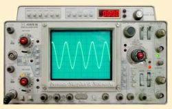 Tektronix 465BDM44 100 MHz Oscilloscope