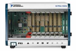 National Instruments PXIE-1062Q 8-Slot 3U