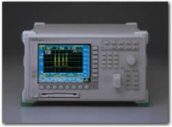 Anritsu MS9710B 600 nm to