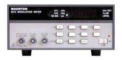 Boonton 8210 FM/AM Modulation Meter