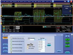 Tektronix DDRA DDR Memory Technology