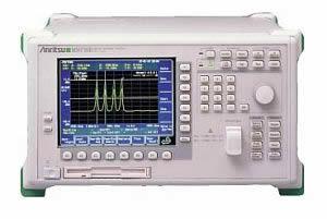 Anritsu MS9710A Optical Spectrum Analyzer