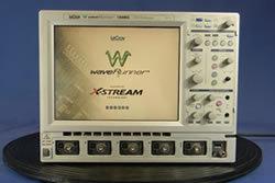 LeCroy WaveRunner 104MXI 1GHz, 5