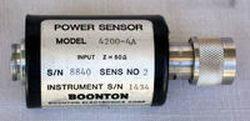 Boonton 4200-4A Power Sensor in