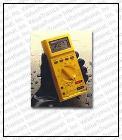 Fluke 27 Analog/Digital Multimeter in
