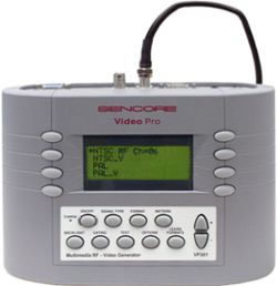 Sencore VP301 Multimedia RF-Video Generator