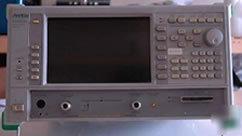 Anritsu MS4661A 3GHz Network Analyzer