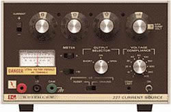 Keithley 227 Current Source in