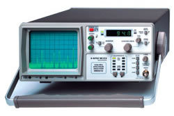 Hameg HM5006 500MHz Spectrum Analyzer